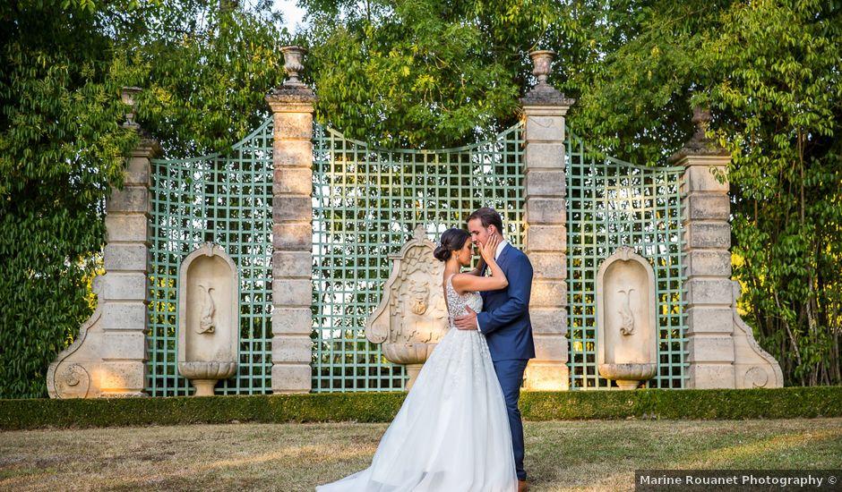 Le mariage de Jean-Hugues et Laurie à Saint-Antonin-Noble-Val, Tarn-et-Garonne