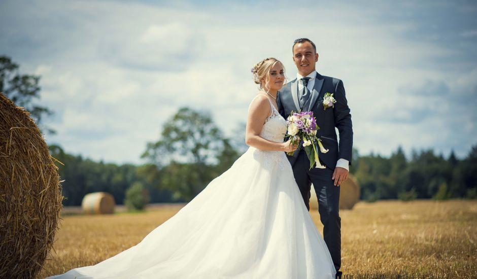 Le mariage de Jordan et Stacy  à Bourogne, Territoire de Belfort