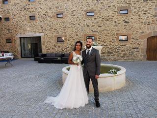 Le mariage de Fabiana et Damien