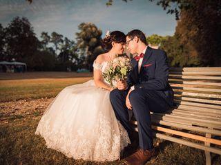 Le mariage de Melody et Adrien