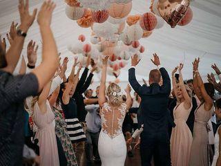 Le mariage de Laetitia et Yohann 1