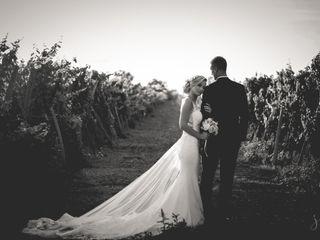 Le mariage de Laetitia et Yohann