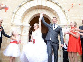 Le mariage de David et Aurélie