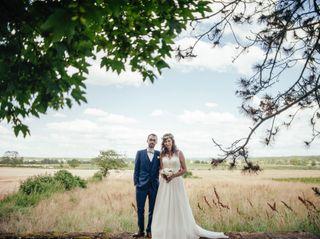 Le mariage de Clélia et Guillaume