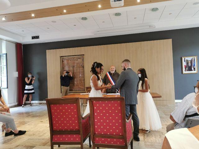 Le mariage de Damien et Fabiana à Graulhet, Tarn 2