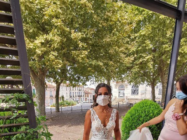 Le mariage de Damien et Fabiana à Graulhet, Tarn 7