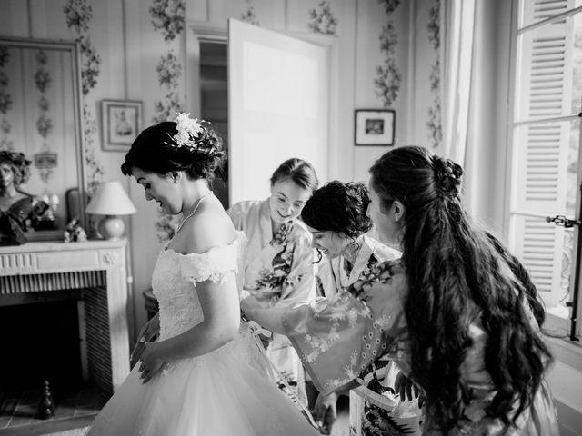 Le mariage de Adrien et Melody à Villeurbanne, Rhône 1