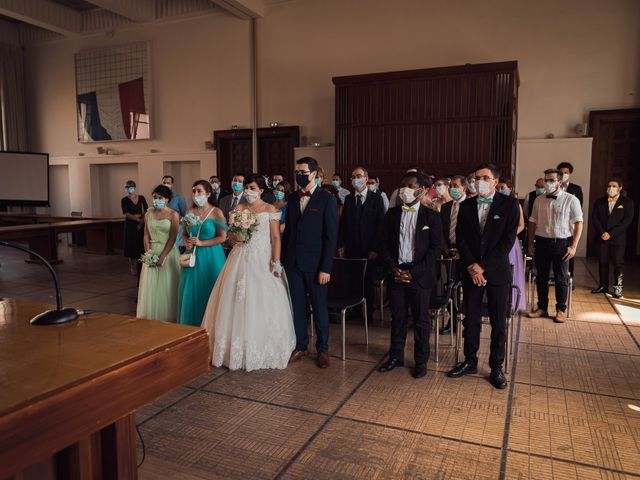 Le mariage de Adrien et Melody à Villeurbanne, Rhône 11