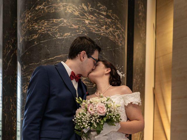Le mariage de Adrien et Melody à Villeurbanne, Rhône 12