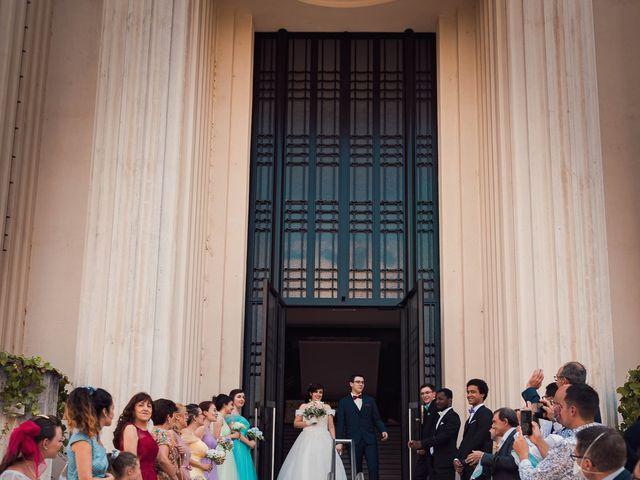 Le mariage de Adrien et Melody à Villeurbanne, Rhône 13