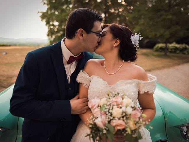Le mariage de Adrien et Melody à Villeurbanne, Rhône 17
