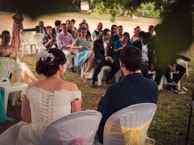 Le mariage de Adrien et Melody à Villeurbanne, Rhône 23