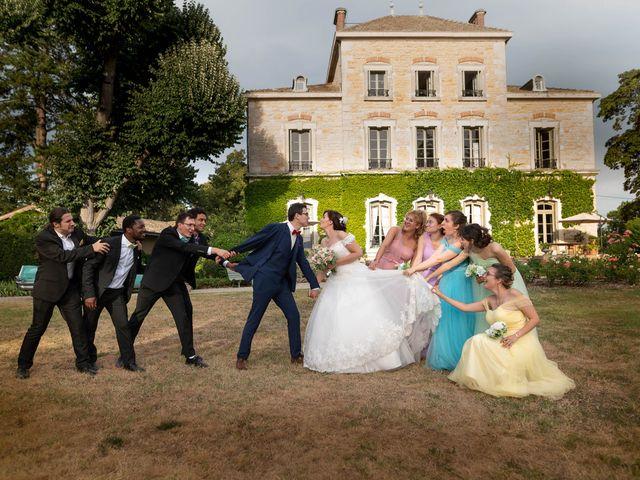 Le mariage de Adrien et Melody à Villeurbanne, Rhône 31