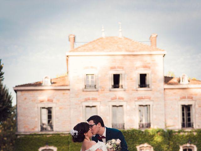 Le mariage de Adrien et Melody à Villeurbanne, Rhône 32