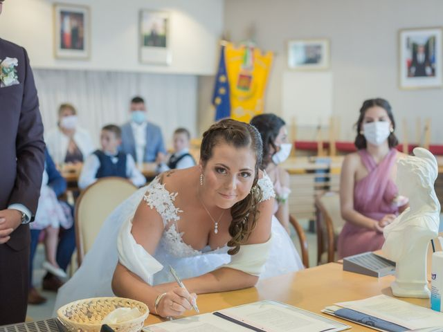 Le mariage de Alexandre et Fiona à Guilers, Finistère 1