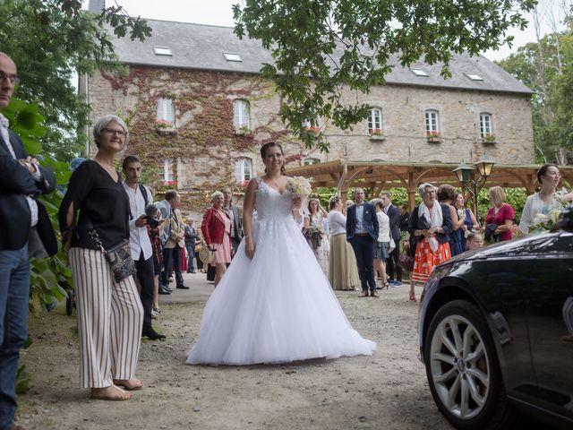 Le mariage de Alexandre et Fiona à Guilers, Finistère 2
