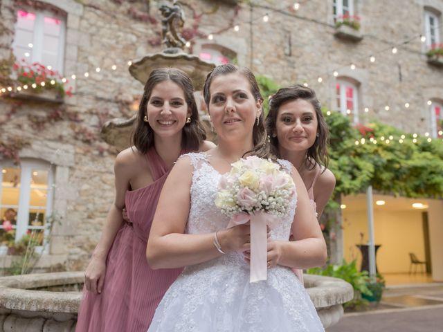 Le mariage de Alexandre et Fiona à Guilers, Finistère 4
