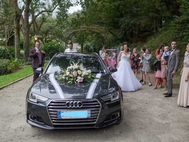 Le mariage de Alexandre et Fiona à Guilers, Finistère 16