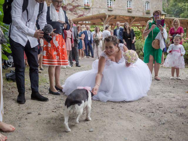 Le mariage de Alexandre et Fiona à Guilers, Finistère 17