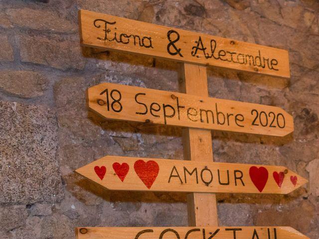 Le mariage de Alexandre et Fiona à Guilers, Finistère 19
