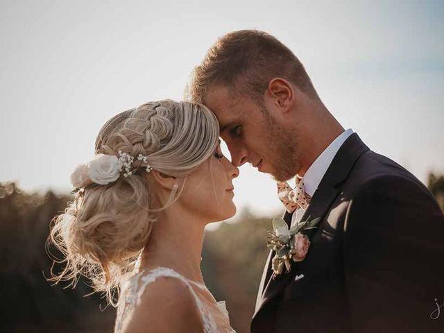 Le mariage de Yohann et Laetitia à Westhalten, Haut Rhin 4