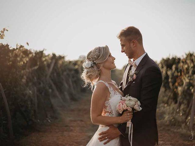 Le mariage de Yohann et Laetitia à Westhalten, Haut Rhin 5