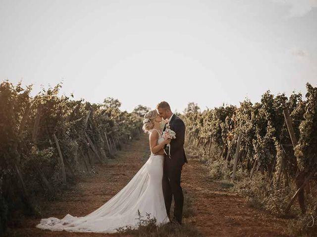Le mariage de Yohann et Laetitia à Westhalten, Haut Rhin 6
