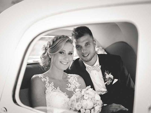 Le mariage de Yohann et Laetitia à Westhalten, Haut Rhin 7