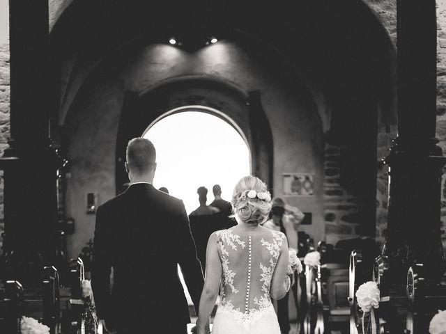 Le mariage de Yohann et Laetitia à Westhalten, Haut Rhin 10