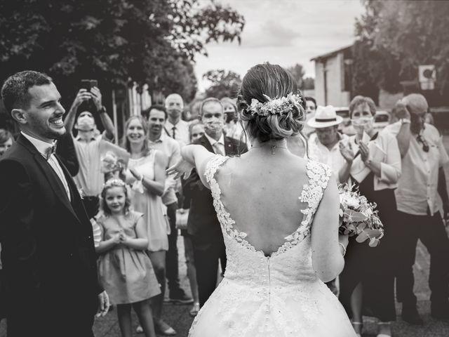 Le mariage de Thomas et Aurore à Castanet-Tolosan, Haute-Garonne 42