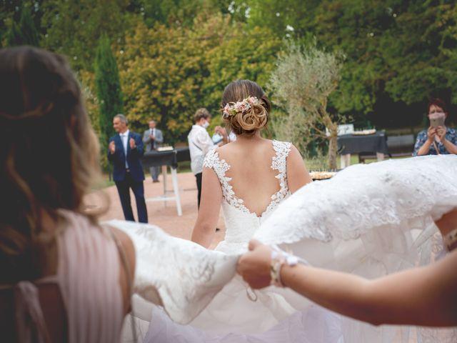 Le mariage de Thomas et Aurore à Castanet-Tolosan, Haute-Garonne 44