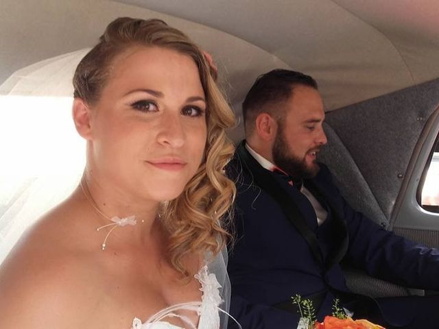 Le mariage de Fabien et Amandine à Istres, Bouches-du-Rhône 4