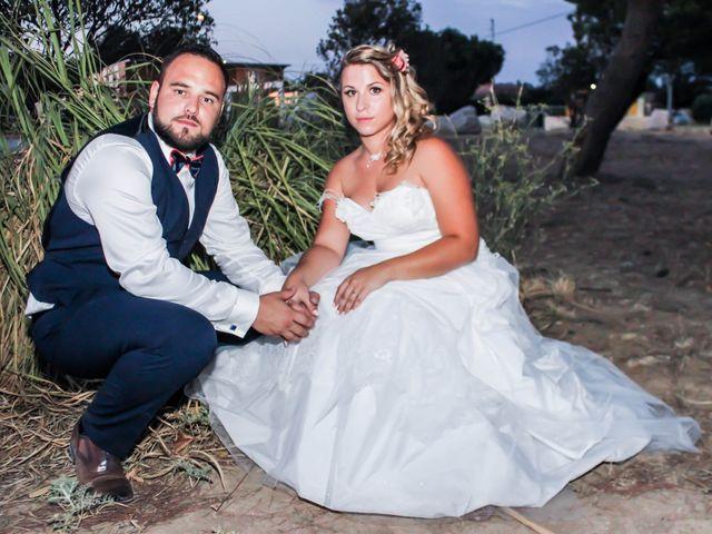 Le mariage de Fabien et Amandine à Istres, Bouches-du-Rhône 7