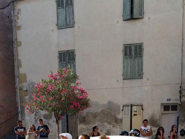 Le mariage de Fabien et Amandine à Istres, Bouches-du-Rhône 9