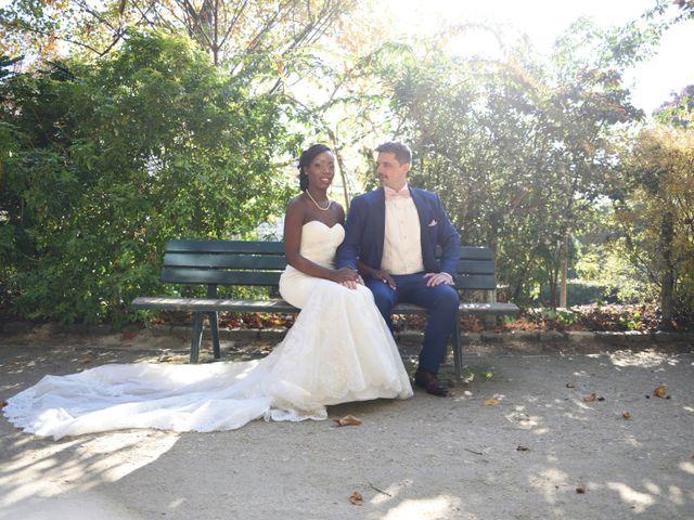 Le mariage de Julien et Chantal
