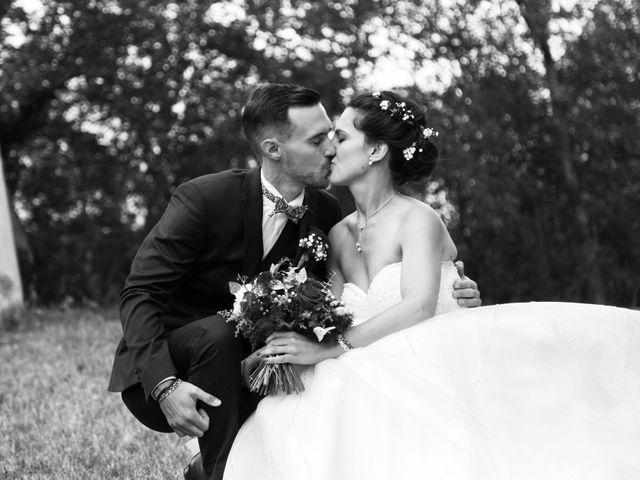 Le mariage de Romain et Floriane à Caujac, Haute-Garonne 15