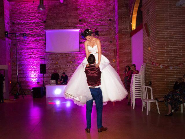 Le mariage de Romain et Floriane à Caujac, Haute-Garonne 30