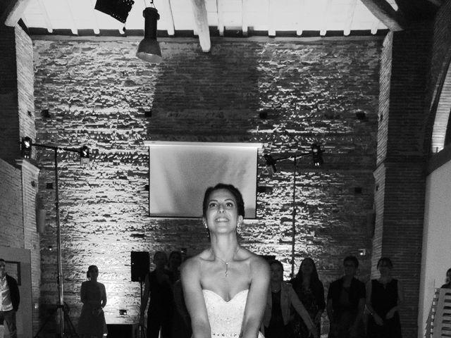 Le mariage de Romain et Floriane à Caujac, Haute-Garonne 31