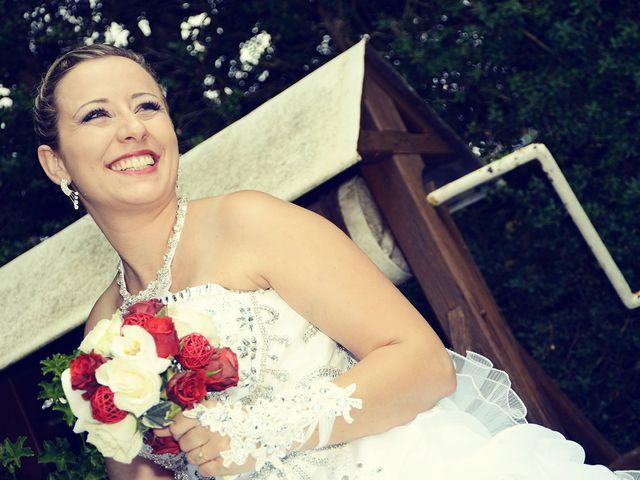Le mariage de Aurélie et David à Champagné-le-Sec, Vienne 1