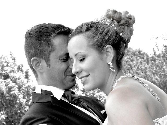 Le mariage de Aurélie et David à Champagné-le-Sec, Vienne 8