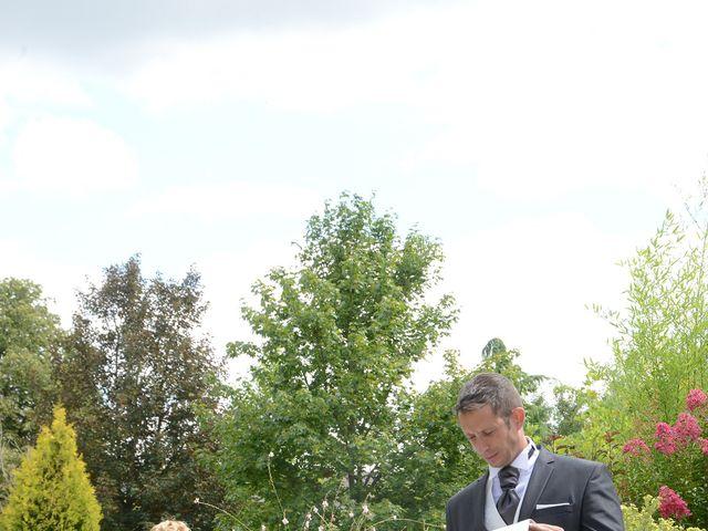 Le mariage de Aurélie et David à Champagné-le-Sec, Vienne 11