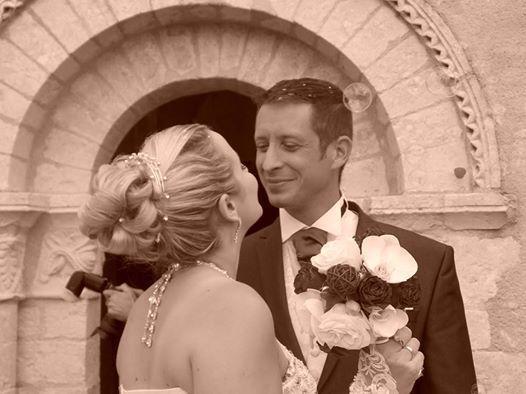 Le mariage de Aurélie et David à Champagné-le-Sec, Vienne 16