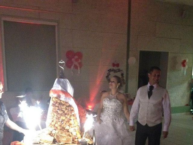 Le mariage de Aurélie et David à Champagné-le-Sec, Vienne 17