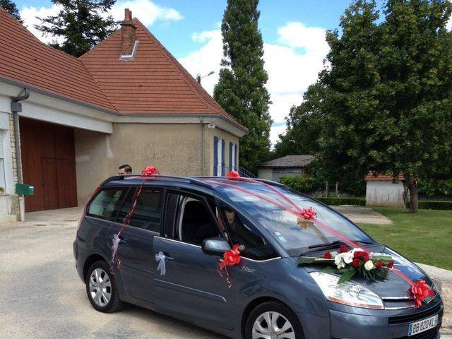 Le mariage de Aurélie et David à Champagné-le-Sec, Vienne 32