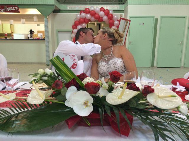 Le mariage de Aurélie et David à Champagné-le-Sec, Vienne 36