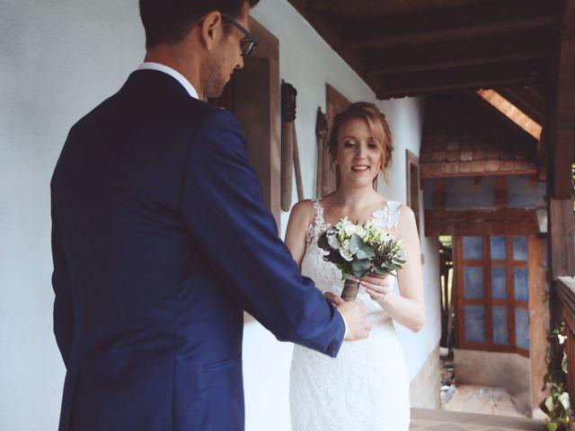 Le mariage de Philippe et Marie à Gougenheim, Bas Rhin 13