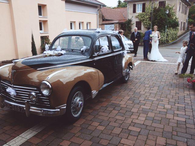 Le mariage de Philippe et Marie à Gougenheim, Bas Rhin 15