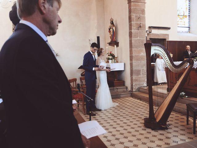 Le mariage de Philippe et Marie à Gougenheim, Bas Rhin 22