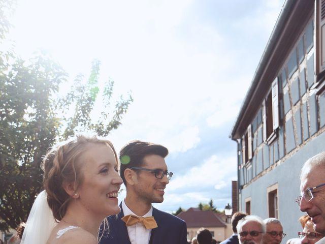 Le mariage de Philippe et Marie à Gougenheim, Bas Rhin 26