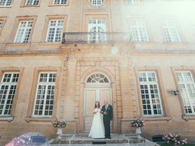 Le mariage de Guillaume et Clélia à Dijon, Côte d'Or 5